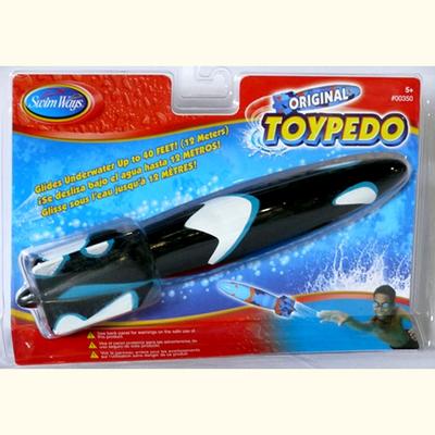 Amazing Underwater Gliding Action