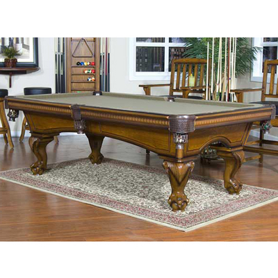 Detailed Carvings & Antique Designs Create a Refined & Sophisticated Look
