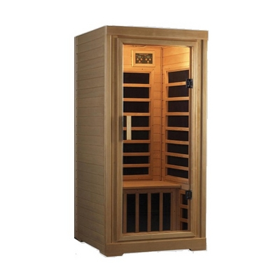 "Imagine This 36"" X 36"" X 75"" Sauna In The Privacy Of Your Home"