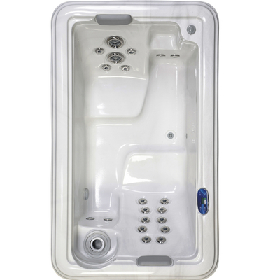 Compact 2 Seat Home Spa with 21 Jets