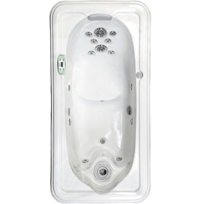 One-Person Solo Plug N Play Hot Tub