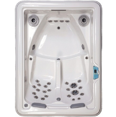 A Hot Tub That Never Compromises Function & Beauty for a Competitive Price