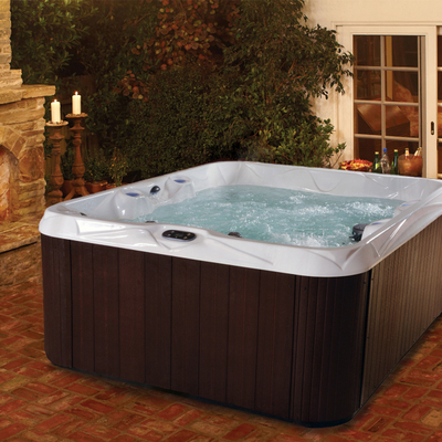 Simple pool floats spas and hot tubes