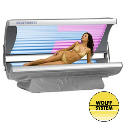 The Very Best Tanning Bed - 32 Specific Lamps Provide Precision & Power!