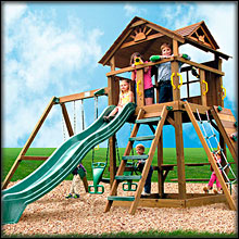 Play Gyms & Swing Sets