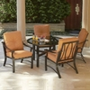 Bungalow Dining Collection By Woodard Family Leisure