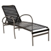 Rivington Strap Chaise Lounge