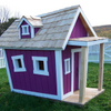 Deluxe Crooked Playhouse