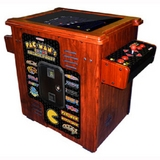 Pac-Man Cocktail Cabinet