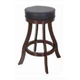 Backless Bar Stool - Cappuccino
