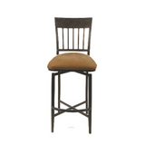 Aspen Autumn Rust Bar Stool