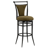 Cierra Brown Bar Stool