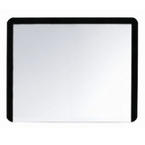 Bar Mirror - Black Glass