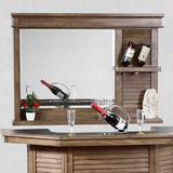 Ashburn Valley Bar Mirror