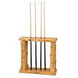 Cedar Cue Rack