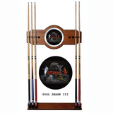 Pool Shark III Cue Rack