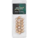 Wood Tally Balls