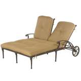 Grand Tuscany Double Chaise Lounge