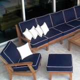 Miami Teak Sectional