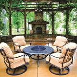 Grand Tuscany - Fire Pit Set