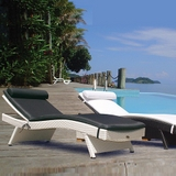 Wave Sun Bed Chaise Lounge