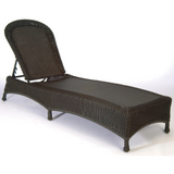 Classic  Wicker - Chaise Lounge