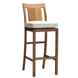 Croquet Teak - Bar Stool