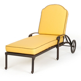 Florence Cast Chaise Lounge