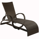 Halo Wicker Chaise Lounge