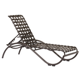 La Scala Strap Chaise Lounge