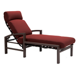 Lakeside Cushion Chaise Lounge