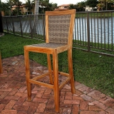 Leeward Islands Bar Stool