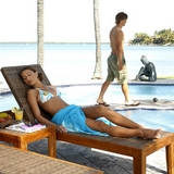 Leeward Islands Chaise Lounge Set