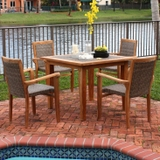 Leeward Islands Dining - 5 Piece Set