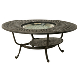 Mayfair 48'' Round Fire Pit Table