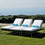 Mirabella Wicker Chaise Lounge