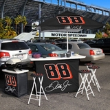 Outdoor NASCAR Bar Set