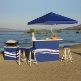 Outdoor Party Bar Set