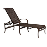 Palladian Lattice Chaise Lounge