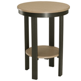 Round End Bar Table