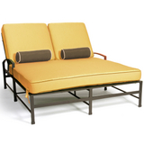 San Michele Double Chaise Lounge