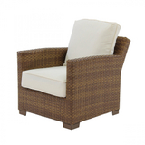 St. Barths Recliner Lounge Chair with Cushions