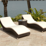 Surf 3 Piece Chaise Set