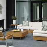 Tres Chic Sectional