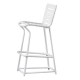 Tropi-Kai Strap Bar Stool