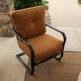 Willowbrook Spring Lounge Chair - 4 Pack