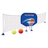 Basketball/Volleyball Combo Game Set
