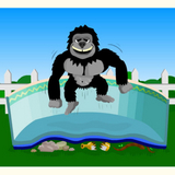 Gorilla Floor Padding Round Pools