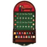 Billiard Parlour Scoreboard & Ball Holder