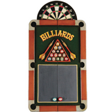 Billiards & Darts Dartboard Cabinet